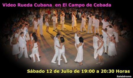 rueda cubana salsodromo