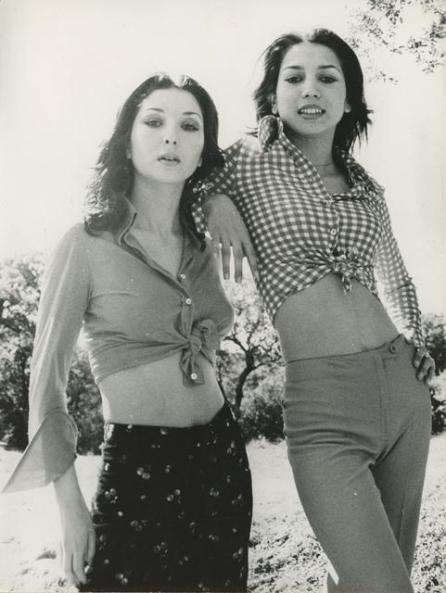 """Carmela y Tina, """"Las Grecas"""". Publicado en nº 176"""